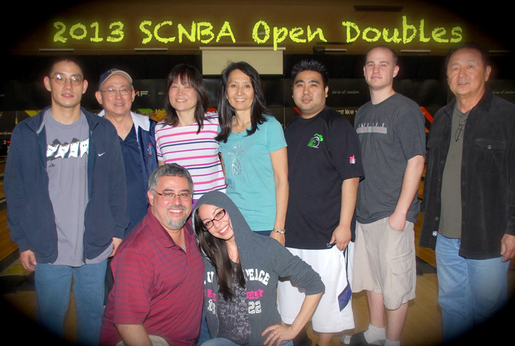 2013 SCNBA Open Doubles