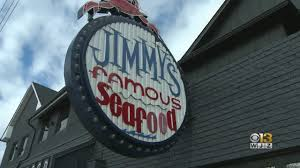 Jimmy's Famous Seafood Logo