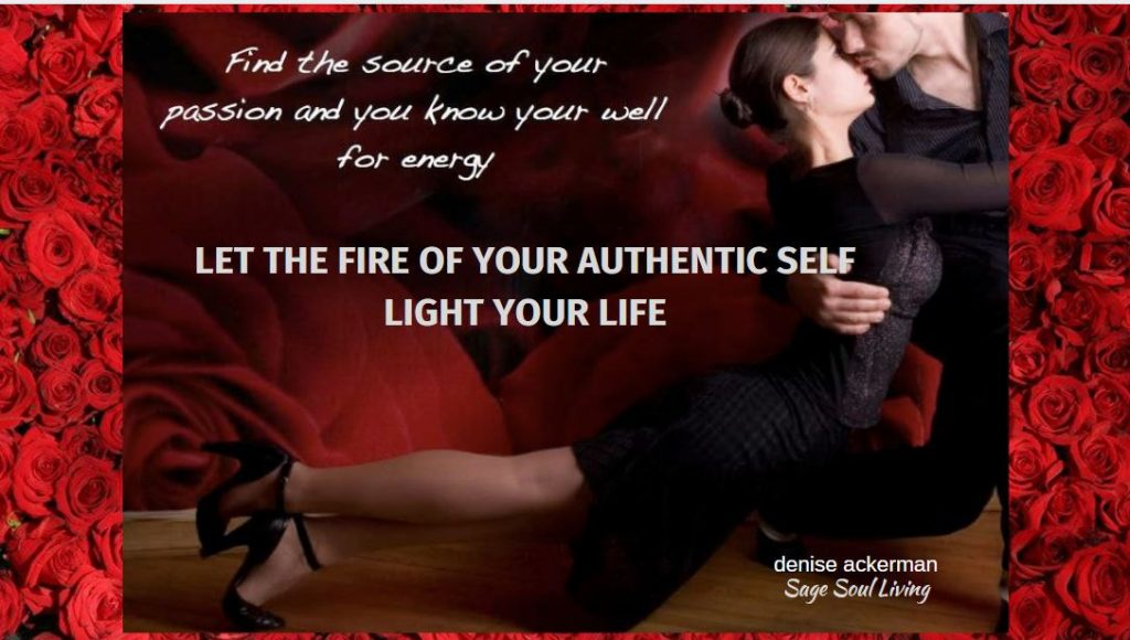 Happy Soulful Saturday! What is your passion?