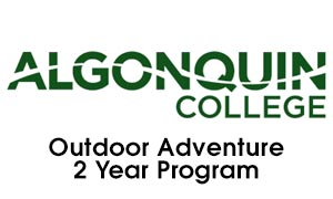 Algonquin College : Become a certified professional in the business of Outdoor Adventure