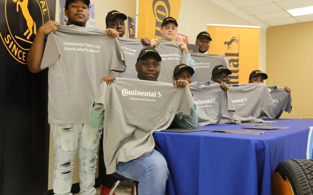 A different kind of signing day for Sumter students