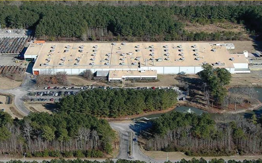 Caterpillar of Sumter honored for excellence in corporate responsibility