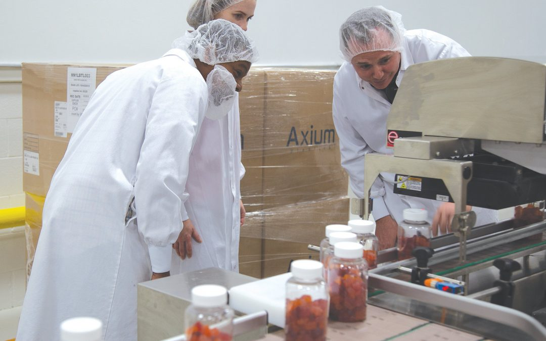 'Gummy expert' buys Sumter's Mount Franklin