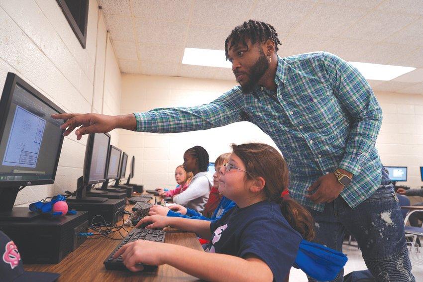 Sumter's Bates Middle School earns national STEM certification