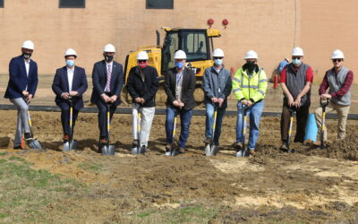 BD Breaks Ground for Phase 2 of Expansion Project