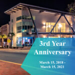 3rd Anniversary at the Economic Development Headquarters