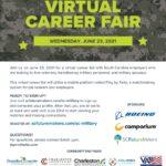 SC military community virtual career fair