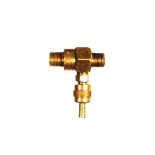 J E Adams Adjustable Acid Injector