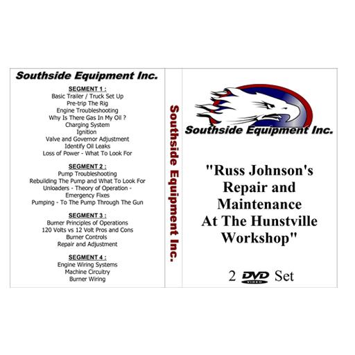 Repair & Maintenance DVD