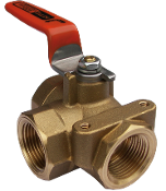 Low Pressure Ball Valves