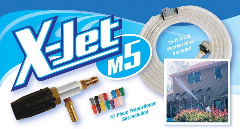 X Jet M5 Adjustable Nozzle