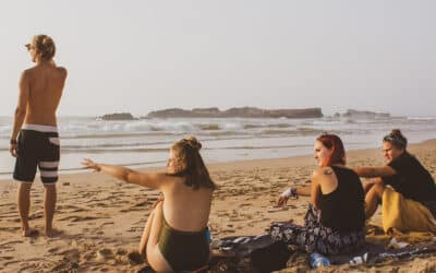 The Best Beach Games to Play with Your Roommates