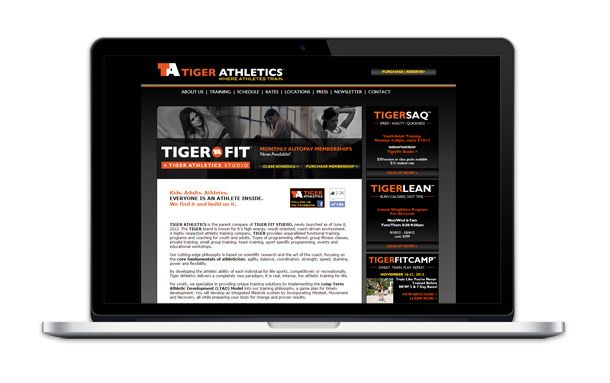 Tiger Athletics
