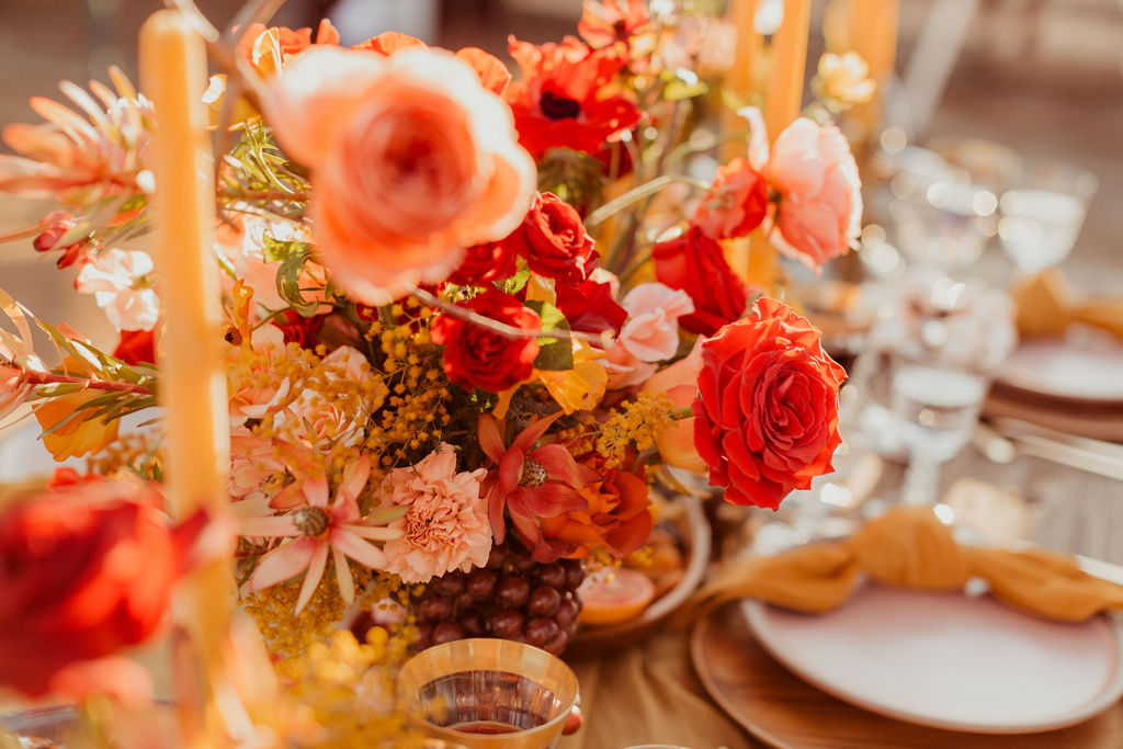 Cannon Beach Oregon Catering Wedding