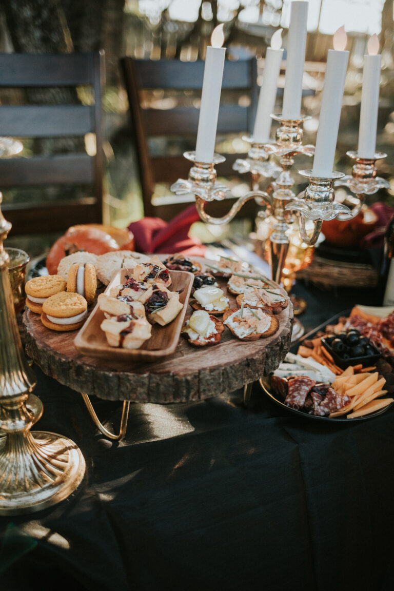 Cannon Beach Catering Halloween Appetizers