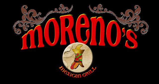 Morenos logo stacked