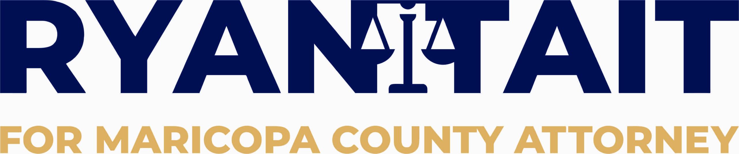 Ryan Tait - Maricopa County Attorney Logo