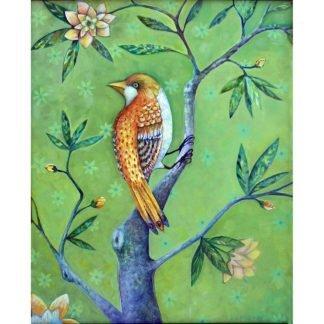 danasimson.com art print golden bird
