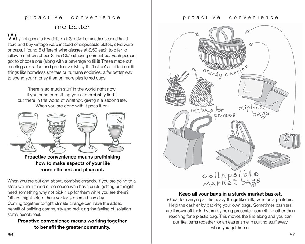 page-samples-showing-market-bag-tricks-fro shopping