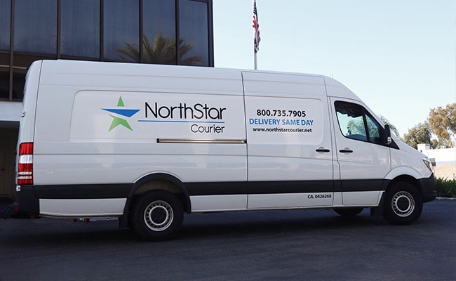 Northstar Cargo Sprinter Van