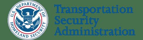 Transportation Security Administration logo