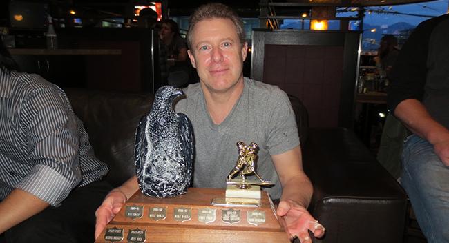 KOHA Awards ::  Most Valuable Player MVP :: John Rich