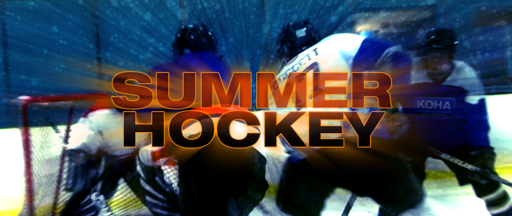 KOHA :: Summer Hockey :: Richmond Ice Centre