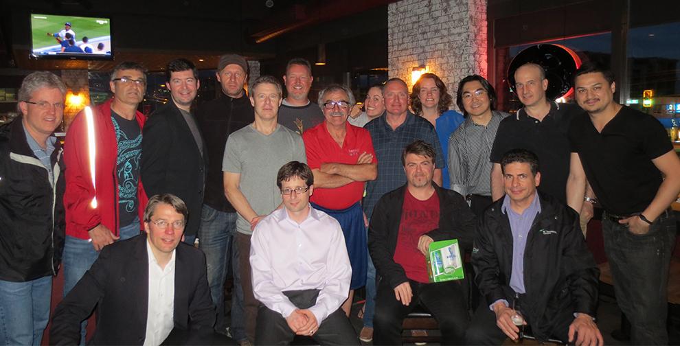 KOHA :: UBC, Kerrisdale Men's Hockey League :: Vancouver, BC