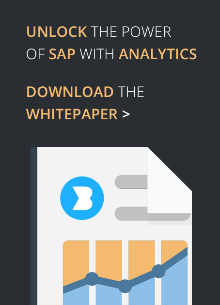 Unlock the power or SAP with Analytics!