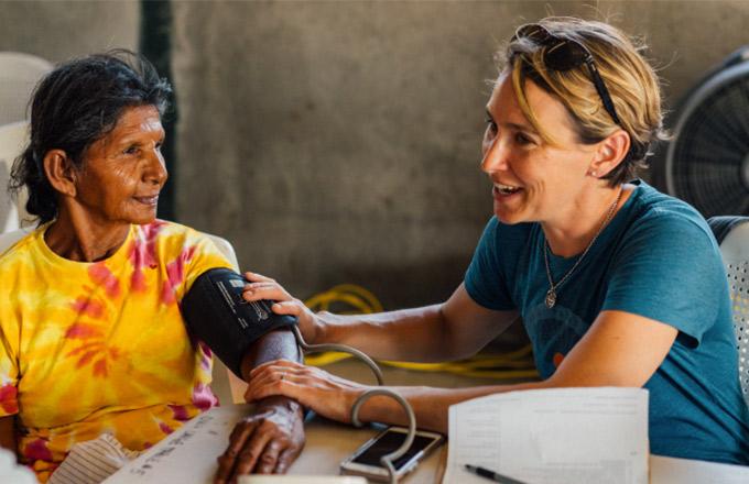 OneWorld Health | content--volunteer