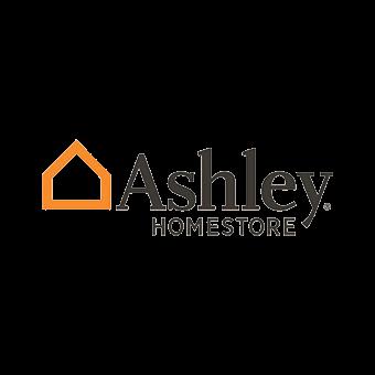 Ashley HOMESTORE logo.