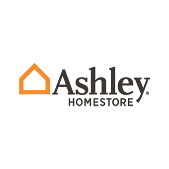 Ashley HOMESTORE logo.