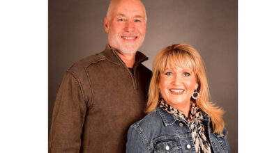 Photo of Krista and Roy Renning describe their Workamping experiences in Episode 091