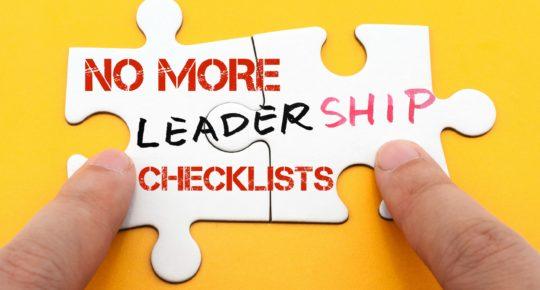 Leadership Checklist