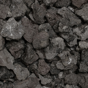 Markman Decorative Rock - Black Lava