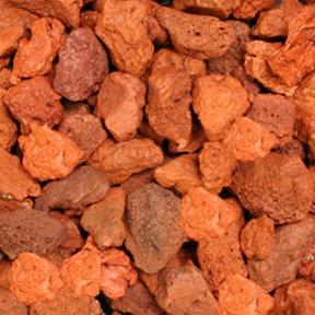 Markman Decorative Rock - Red Lava