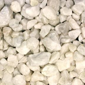 Markman Decorative Rock - White Marble