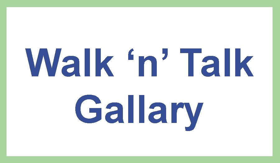 Pleasanton Walk n Talk Gallary