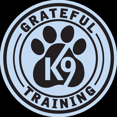 Grateful K9 Training Logo