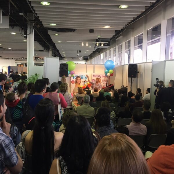 Carriers, Strollers, and Wraps—Oh My! The 2016 New York Baby Show