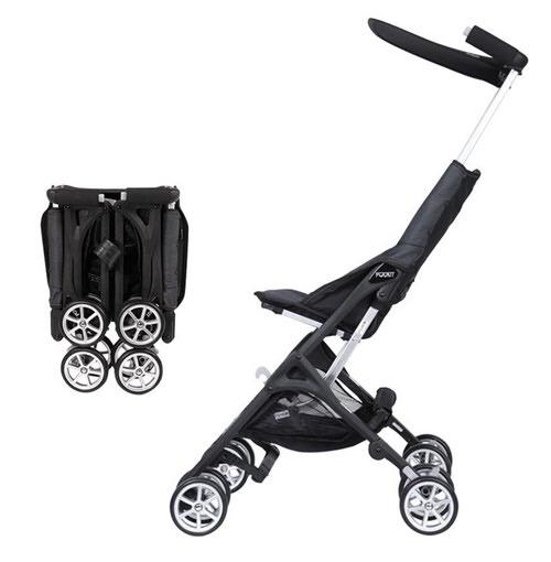 The GB Pockit stroller. Photo courtesy of BabyGizmo.com.