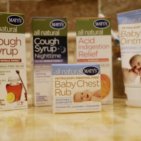 Fighting The Flu with Maty's (Giveaway!)