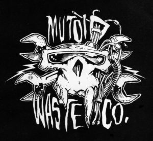 Mutoid Waste Co. logo