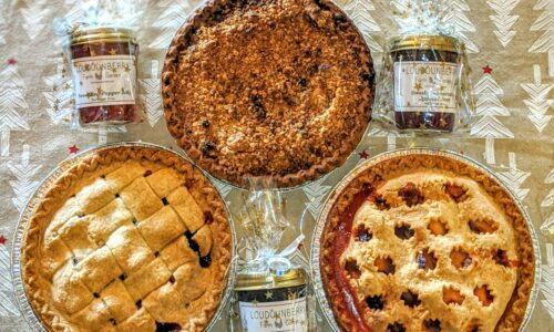 Christmas Pies at Loudounberry