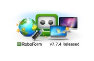 Roboform V7.7.4 Released