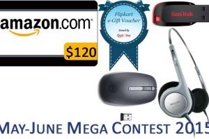2015 May-June Mega Contest
