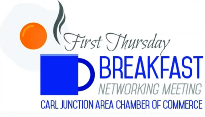 December First Thursday Power Breakfast @ Countryside in the City | Joplin | Missouri | United States