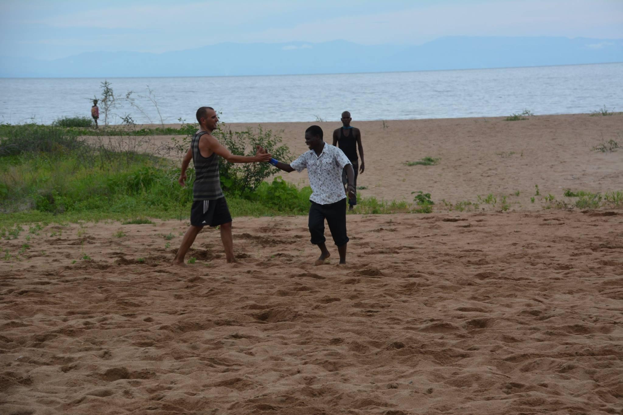 beach-soccer-lake-malawi