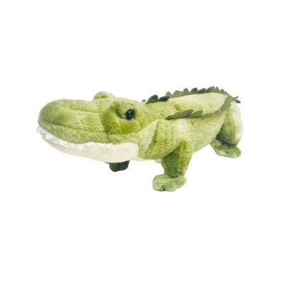 Green Gator stuffed animal