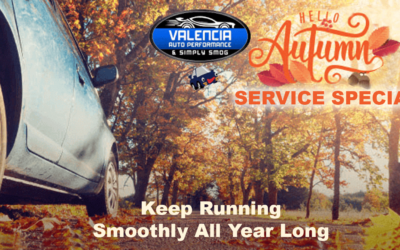 Keep Running Smoothly   Valencia Auto Performance